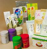 袋詰め・缶入り・スティック包装等お求めの形に対応します