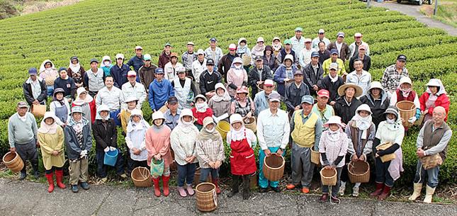 茶農家さん150戸の情熱が結集