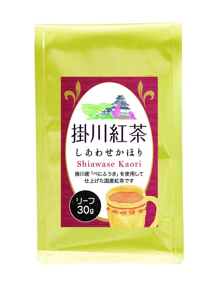 実_掛川紅茶袋